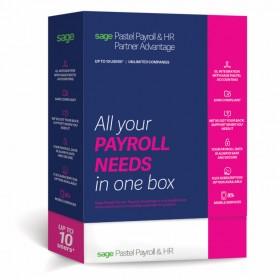 Sage Pastel Payroll Training - 5 Day