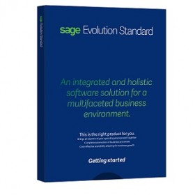 Sage Evolution Standard - 1 user