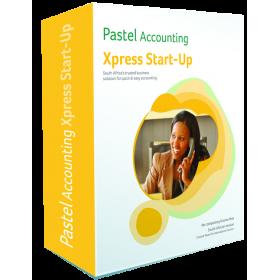Pastel Xpress Startup